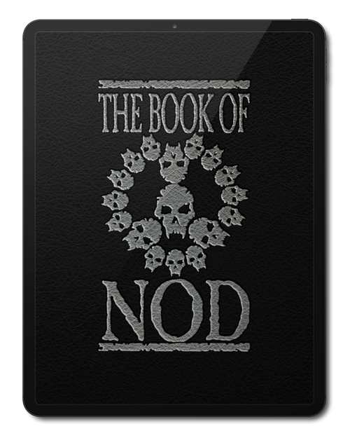 PDF The Book of Nod Vampire: The Masquerade Roleplaying Game