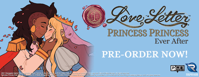Announcing Love Letter Princess Princess Ever After!