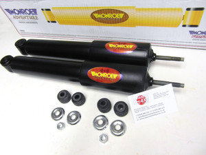 3.0TD New Pair Front Shock Absorbers For Nissan Terrano  2.7TD 1993-2006