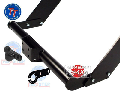 Tow-Trust Tow Bar Kit for Hyundai Santa Fe 2018-On (Inc Ad Blue)
