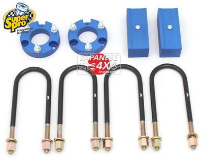 Super Pro Easy Lift Kit for Ford Ranger 2.0TD & 3.0TD 2006-2011