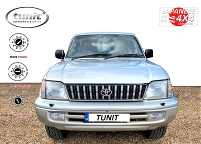 Tunit Advantage 3 Tuning Kit for Toyota Landcruiser Colorado 3.0D4D 2000-2002