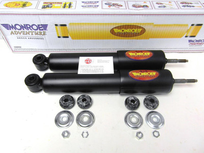 Monroe Adventure Front Shock Absorbers For Mitsubishi L200 K74 1996-2006