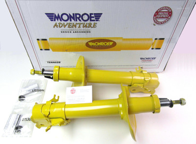 Monroe Adventure Front Shock Absorbers For Nissan X-Trail T30 2001-2007