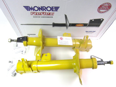 Monroe Adventure Rear Shock Absorbers For Nissan X-Trail T30 2001-2007