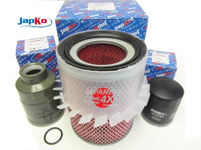 Engine Filter Kit for Daihatsu Fourtrak 2.8TD 1984-02/1998