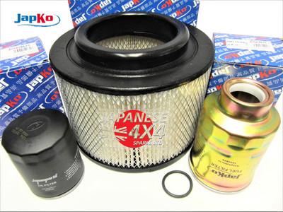 Engine Filter Kit for Ford Ranger 2.5TD 2006-06/2012