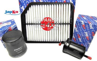 Engine Filter Kit for Suzuki Grand Vitara 1.6i M16A VVT 2005-2015