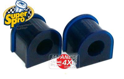 Super Pro Rear Anti Roll Bar Bush Kit for Daihatsu Fourtrak 2.8TD 1993-2001