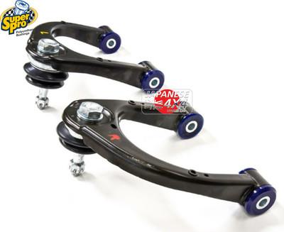 Super Pro Adjustable Front Upper Wishbones Kit for Ford Ranger 2.2TD T64 & 3.2TD T65 2011-On