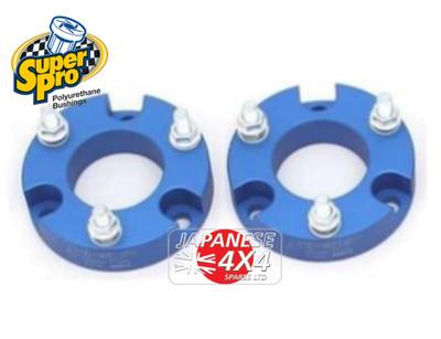 Super Pro Easy Lift Strut Spacer Kit for Ford Ranger 2.2TD T64 & 3.2TD T65 2011-On