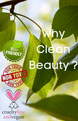 Why Clean Beauty ?