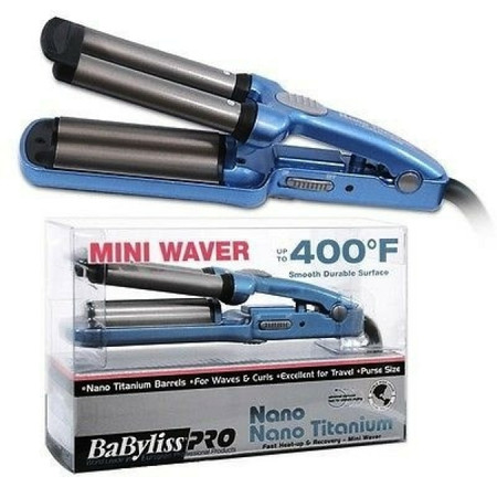 Babyliss Nano Titanium Mini Waver