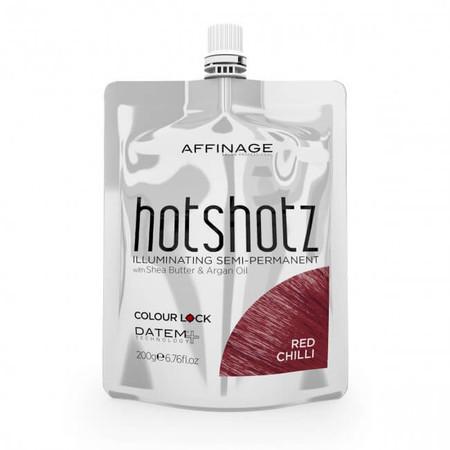 AFFINAGE HOTSHOTZ RED CHILLI 200ML