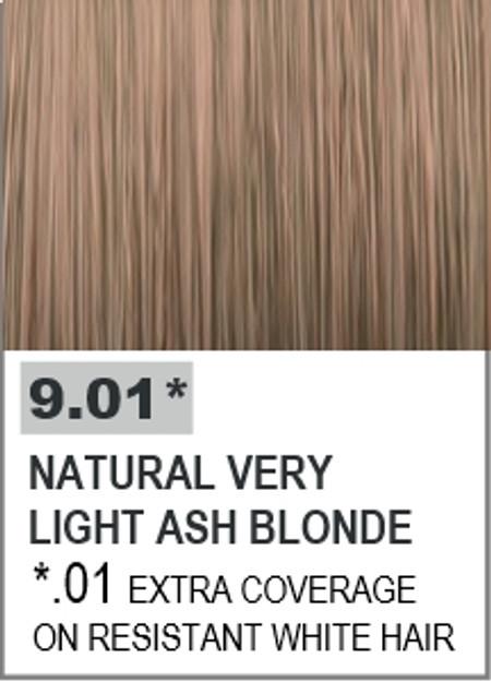 AFFINAGE 9.01 NATURAL VERY LIGHT ASH BLONDE