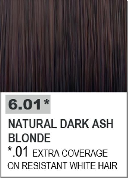 AFFINAGE 6.01 NATURAL DARK ASH BLONDE