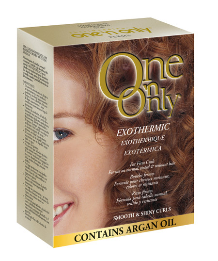 DANNYCO EXOTHERMIC PERM WITH ARGAN OIL