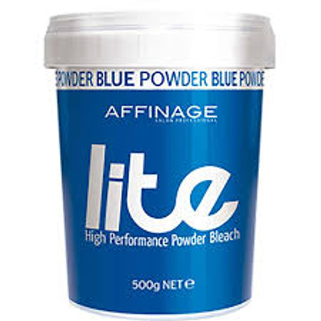 AFFINAGE BLEACH-LITE BLUE 500G POUCH