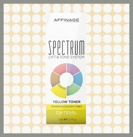 SPECTRUM  YELLOW TONER 150 ml