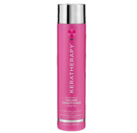KERATHERAPY keratin infused VOLUME CONDITIONER 10.1 oz