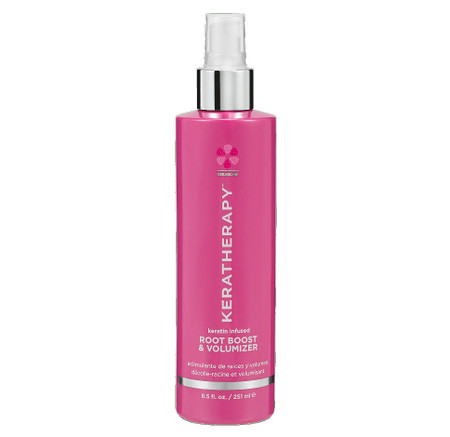 KERATHERAPY keratin infused ROOT BOOST & VOLUMIZER 8.5oz