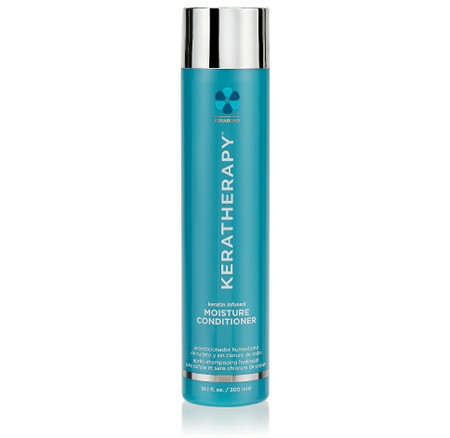 KERATHERAPY keratin infused MOISTURE CONDITIONER 10.1oz