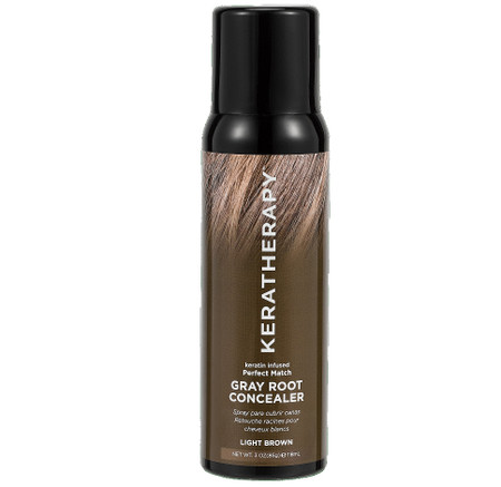 KERATHERAPY Perfect Match LIGHT BROWN