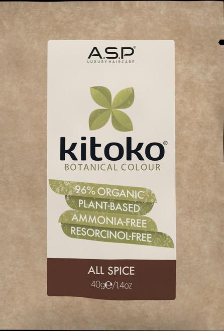 KITOKO Botanical Color ALL SPICE 40g.1.4oz