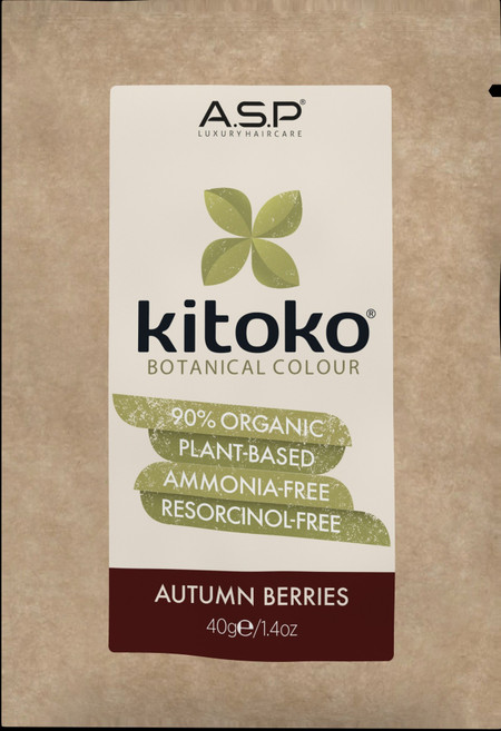 KITOKO Botanical Color AUTUMN BERRIES 40g/1.4oz