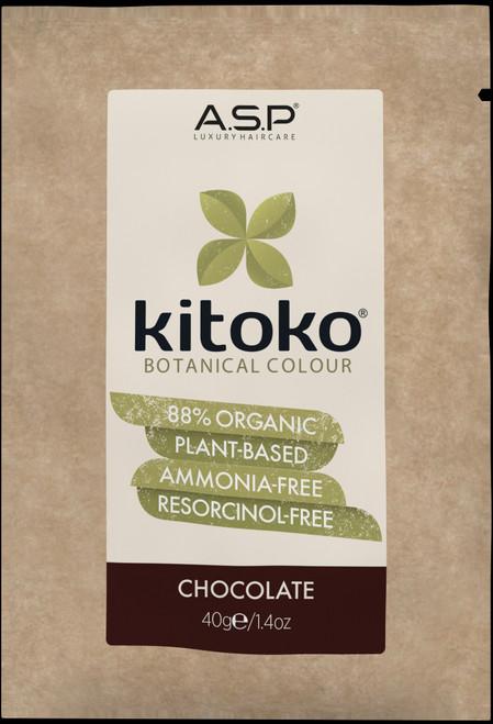 KITOKO Botanical Color CHOCOLATE 40g/1.4oz