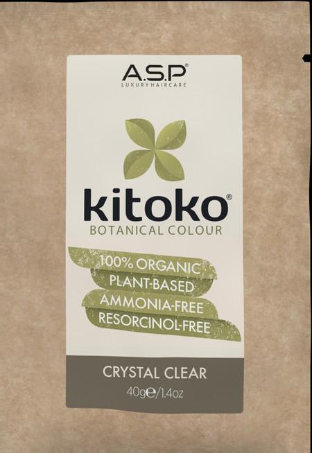 KITOKO Botanical Color CRYSTAL CLEAR