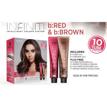 BRED/BBROWN INTRO KIT