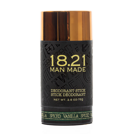 18.21 Man Made Spiced Vanilla Deodorant