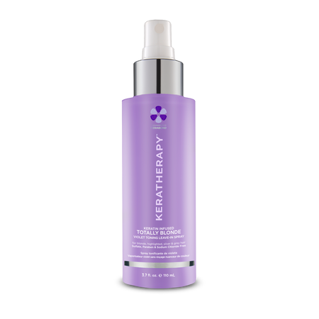 KERATHERAPY Totally Blonde Leave In Spray