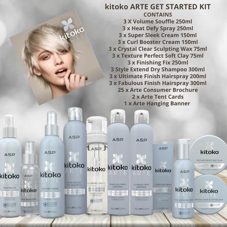 kitoko ARTE GET STARTED KIT