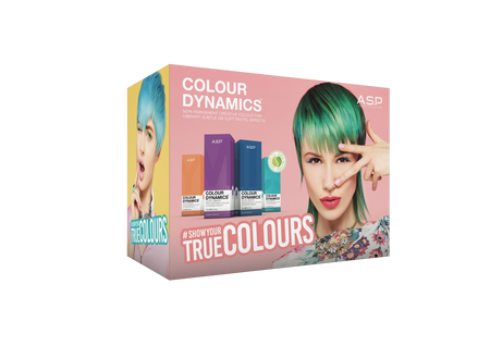 COLOUR DYNAMICS INTRO (13 shades-Boxed)