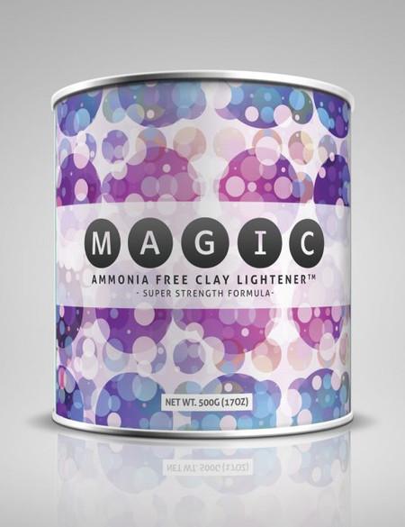 MAGIC CLAY LIGHTENER 500g/1 lb