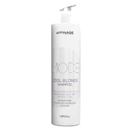 Mode COOL BLONDE SHAMPOO Litre/34 fl.oz