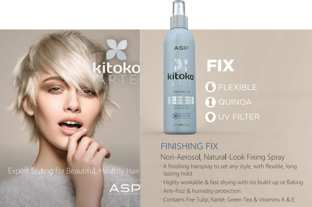 kitoko ARTE FINISHING FIX