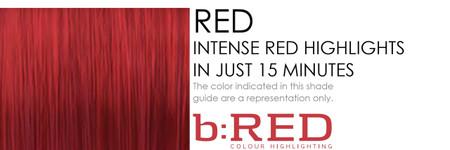 Infiniti B RED- RED 100ml