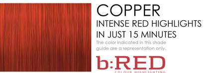 Infiniti B RED-COPPER 100ml