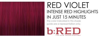 Infiniti B RED-RED VIOLET 100ml