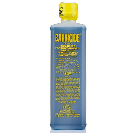 BARBICIDE CONCENTRATE 16 OZ.