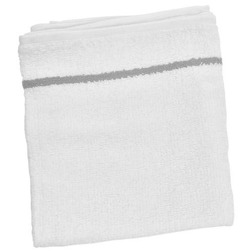 DANNYCO 100% COTTON TOWEL Grey Stripe