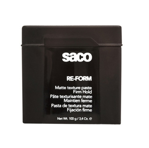 SACO RE-Form Matte Texture Paste FIRM HOLD 100g