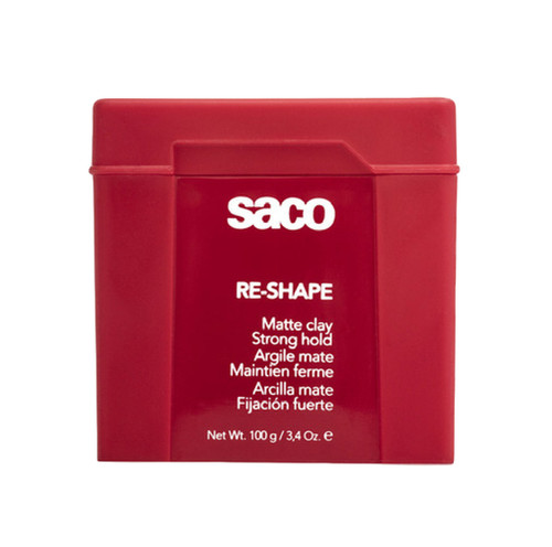 SACO RE-Shape Matt Clay STRONG HOLD 100g