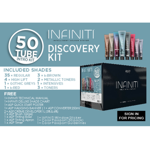 INFINITI 50 TUBE INTRO (ASP)