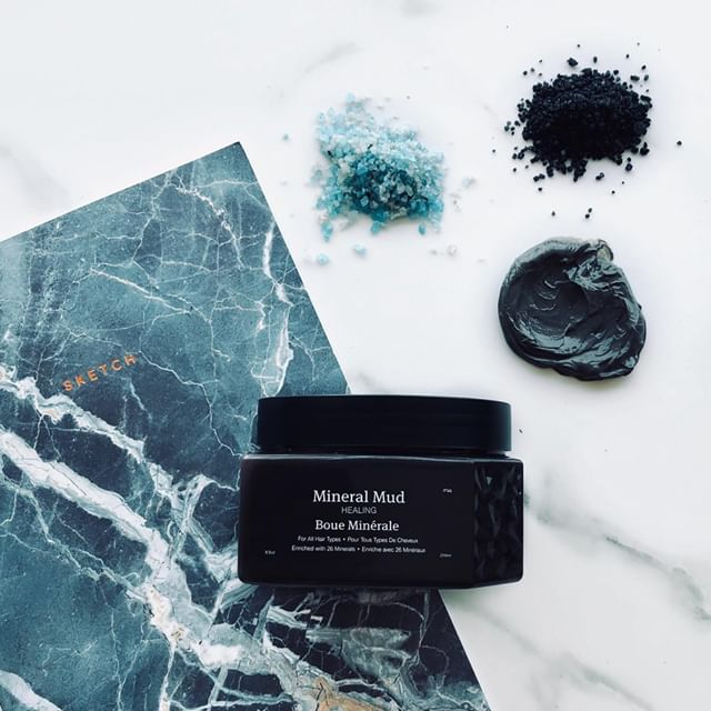 Saphira mineral mud healing by Alliance beauty