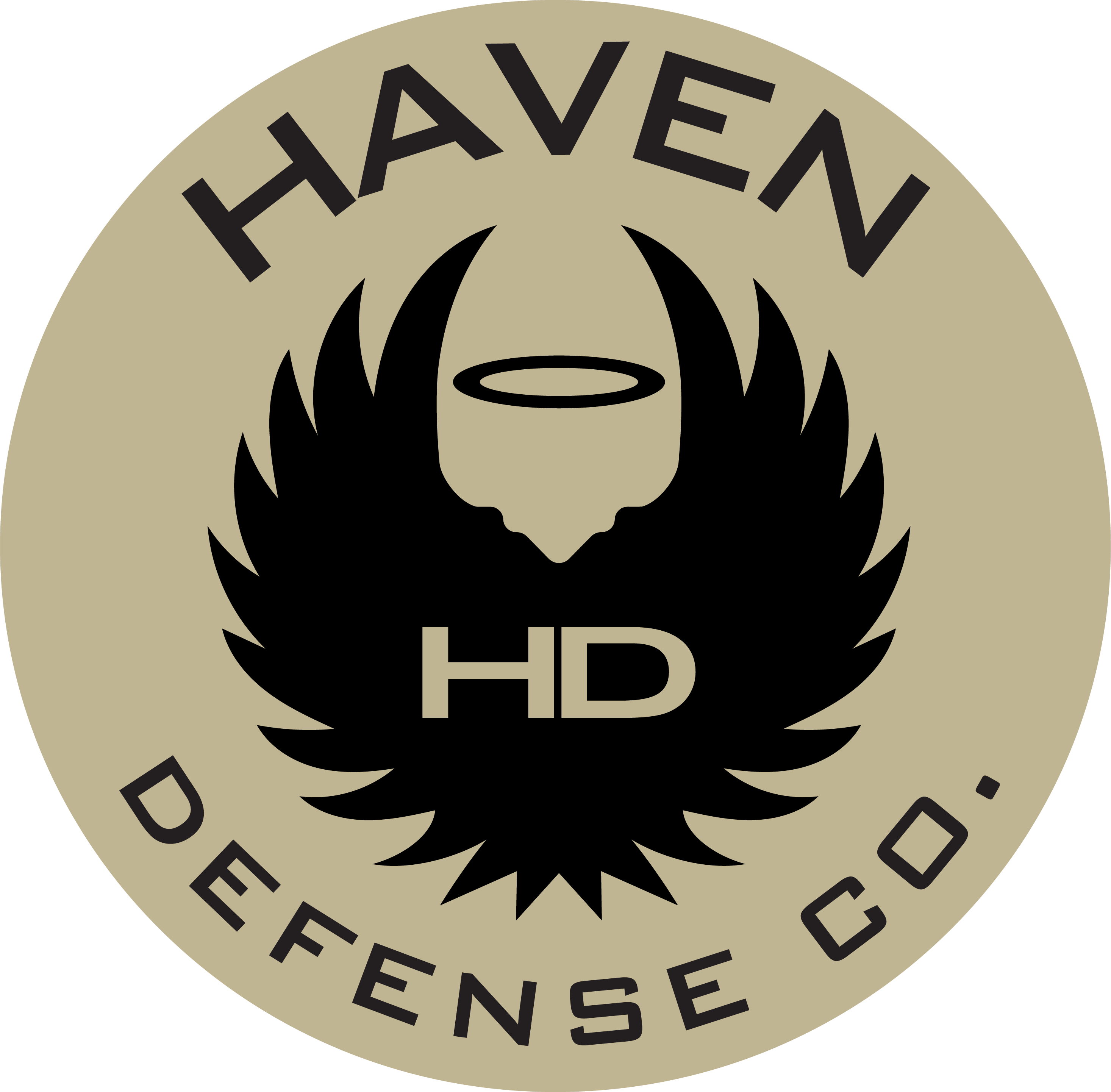 haven defense co, holsters, kydex,
