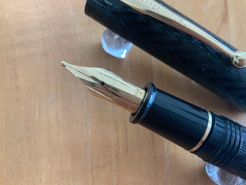 Oldtimer Herringbone Fountain Pen